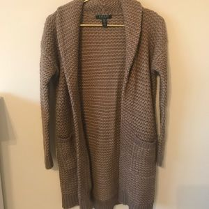 New without tags Lauren Ralph Lauren long Sweater
